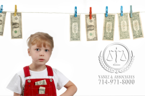 Need Assistance Collecting Child Support in Orange County