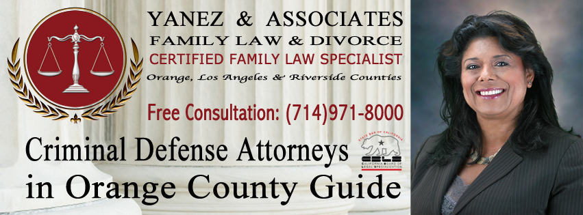 Criminal Defense Attorneys in Orange County Guide