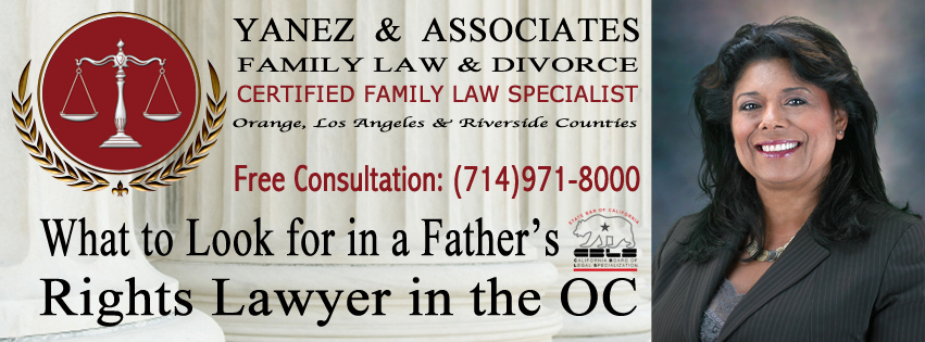 What to Look for in a Father's Rights Lawyer in the Orange County