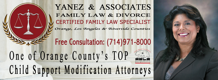One of Orange County's TOP Child Support Modification Attorneys