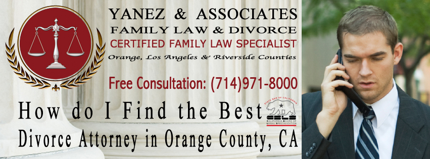 How do I Find the Best Divorce Attorney in Orange County, California?
