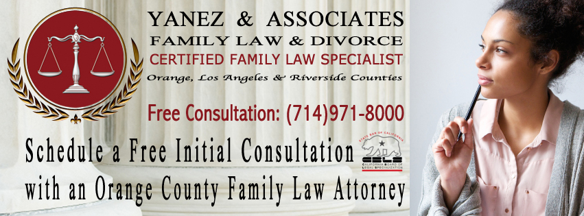 Schedule a Free Initial Consultation with an Orange County Family Law Attorney