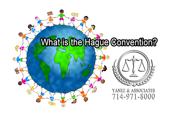 What is the Hague Convention?