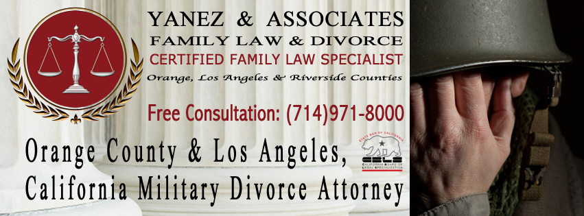 California Military Divorce Attorney