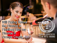 Dating before divorce is final in texas