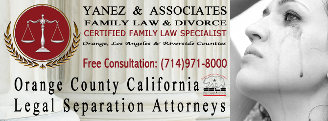 Orange County Legal Separation Attorneys