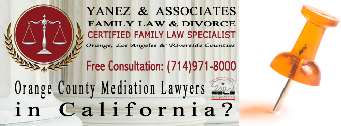 Orange County Mediation Lawyers