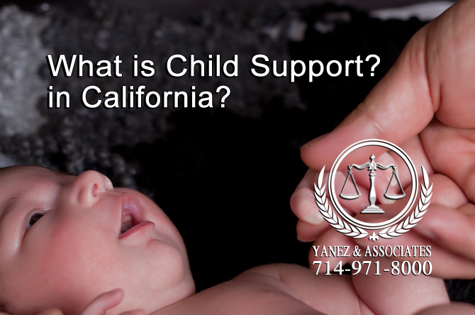 What is Child Support?