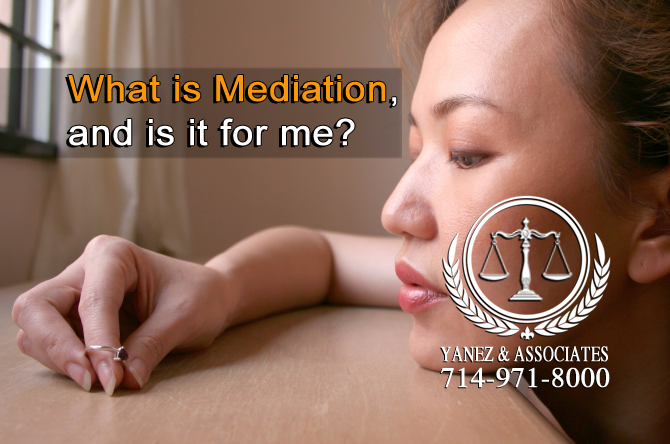 What is Mediation and is it for me?