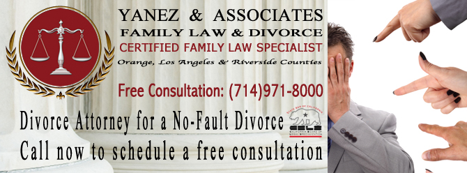 Divorce Attorney for a No-Fault Divorce, Call now to schedule a free consultation