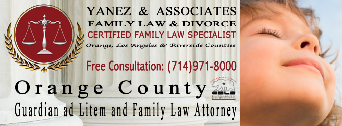 Orange County Guardian ad Litem and Family Law Attorney